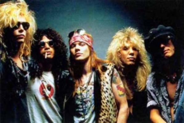 Product picture Guns N Roses - November Rain SHEET MUSIC